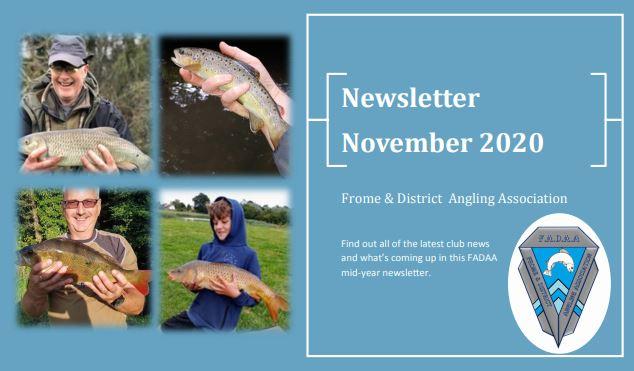 Member's Survey & Newsletter November 2020